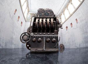 Worship the Machine