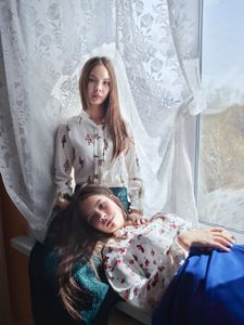 Lisa and Elena, Russia