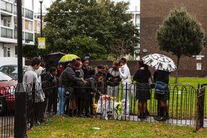 Murder #176, Junior Nkwelle, Brixton