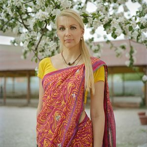 Svetlana, 28 years old. ISKCON membership - 4 years (Russia, Samara, 2016)