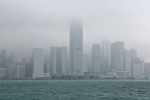 Hong Kong Financia District