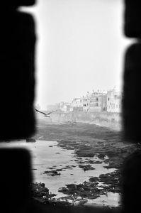 Essaouira coast line