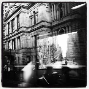 City Reflections X