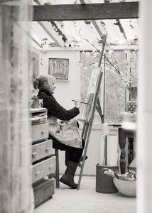 Pauline Lee, Painter