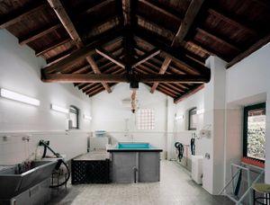 Physical rehabilitation centre. © Luigi Avantaggiato