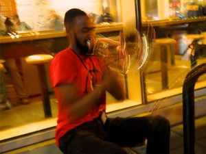 My Trombone Bubbles-Up