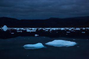 Arctic Diamonds, Rodebay