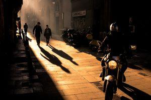 The motobiker