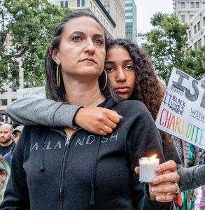 Vigil for Charlottesville