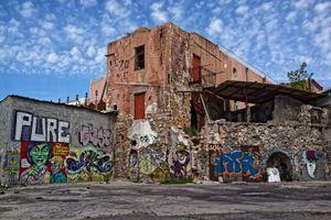 Graffiti Yard