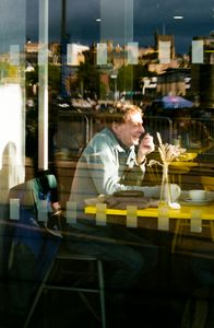 Restaurant Reflection