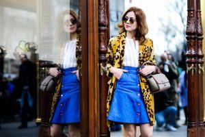 Reflect, Paris Fashion Week.
