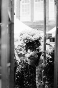 Woman at Columbia Road (Category - Street)