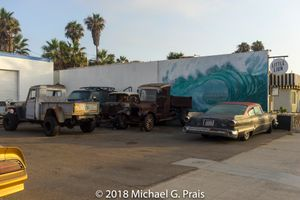 Old Cars Little Lion