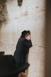 Prayer in Jerusalem