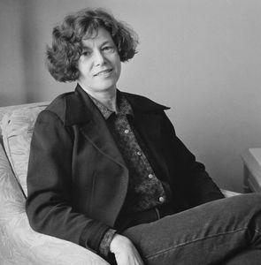 Gail Scott, Writer, Toronto, 1993