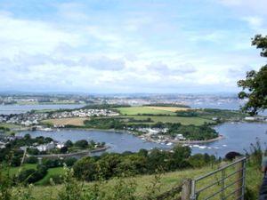 Millbrook And The Taymar Estuary.