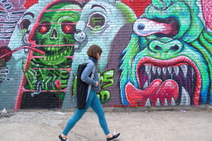 Yogi - Bushwick, Brooklyn
