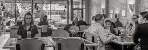 North Dakota Coffeeshop