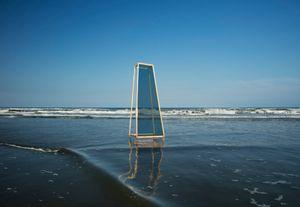 "almost nature<7> Object on the Sea - Clearance Verification Module  海上のオブジェ ""通過""と""遮断""の検証モジュール"