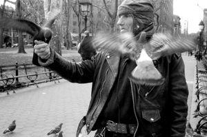 Larry the Bird Man