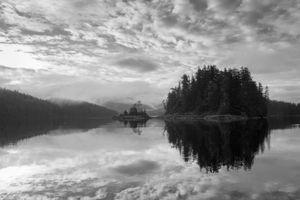 Morning in Southeast Alaska