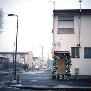 Villaggio dei Fiori during Christmas