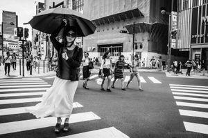 The Wind Lady of Shinjuku - Tokyo, 2017