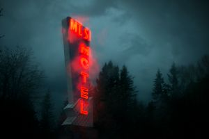 Mt. Si Motel, 2017 © Todd Hido, courtesy of Galerie Alex Daniëls - Reflex Amsterdam