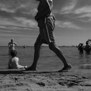 ADayAtTheBeach: Shoreliners#1