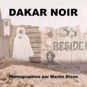 Dakar Noir Book Cover