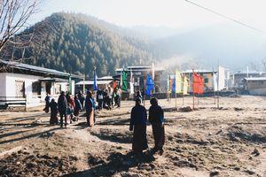 Haa Valley, Bhutan, 2017