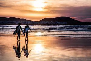 Beach of Mirror