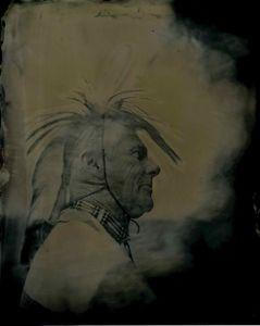 Paul Two Feathers. Pocomoke Tribe.died 2016.