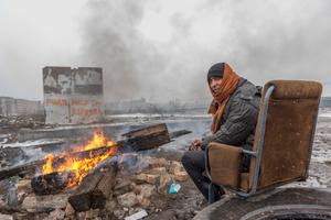Refugee, Barracks of Belgrade