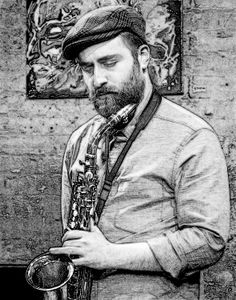 """Nick Mazzarella Performs Ornette Coleman's 1977 """"SOAPSUDS, SOAPSUDS"""" at JRAC"""
