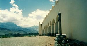 Cementerio de Cachi. Salta. Argentina