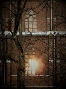 Macabre of sanctus-the hint of hopeful light