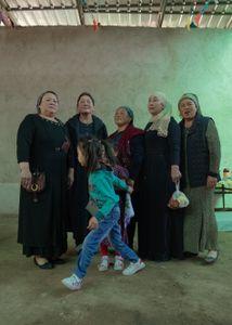Xinjiang Sisters