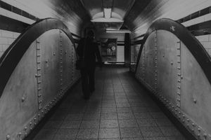 Loneliness in the tube