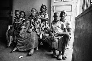 Somalia family