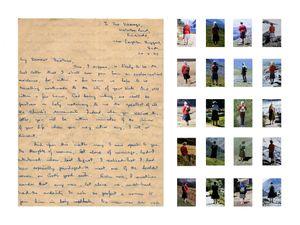 Wedding Letter 1943