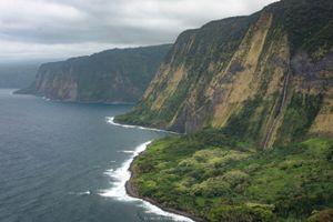 Northern Shoreline of the Big Island