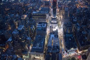 Manhattan Streetscape
