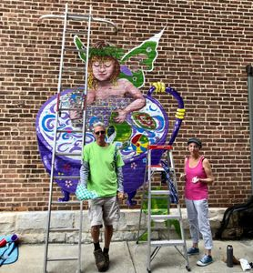 Muralists, Lee, Massachusetts