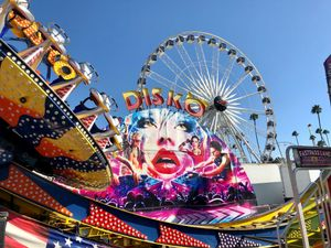 Disko Ride, L.A. County Fair