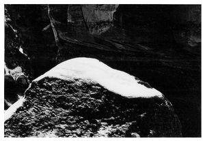 Postcard 3:  Parfrey's Glen, near Merrimac, Sauk County, WI, 1977