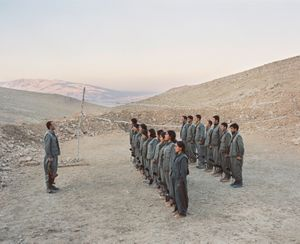 Guerrilla. Makhmur, North Iraq.