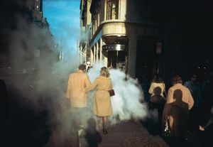 """New York City, 1975. © Joel Meyerowitz. From the book """"Where I Find Myself."""" Published by Laurence King."""