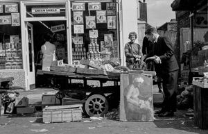 Green Shield, London, 1965